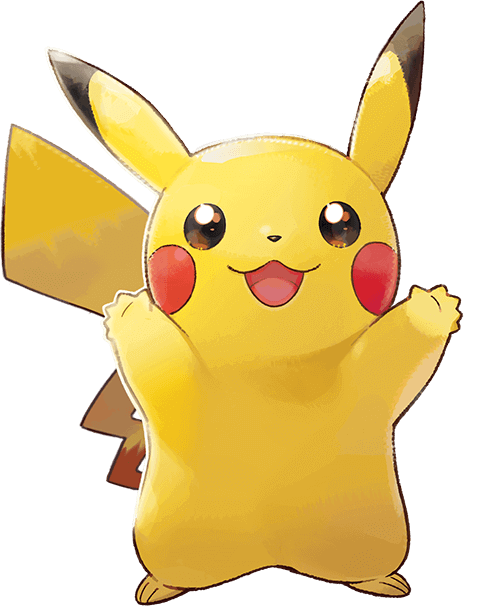 Pikachu At Vector Png
