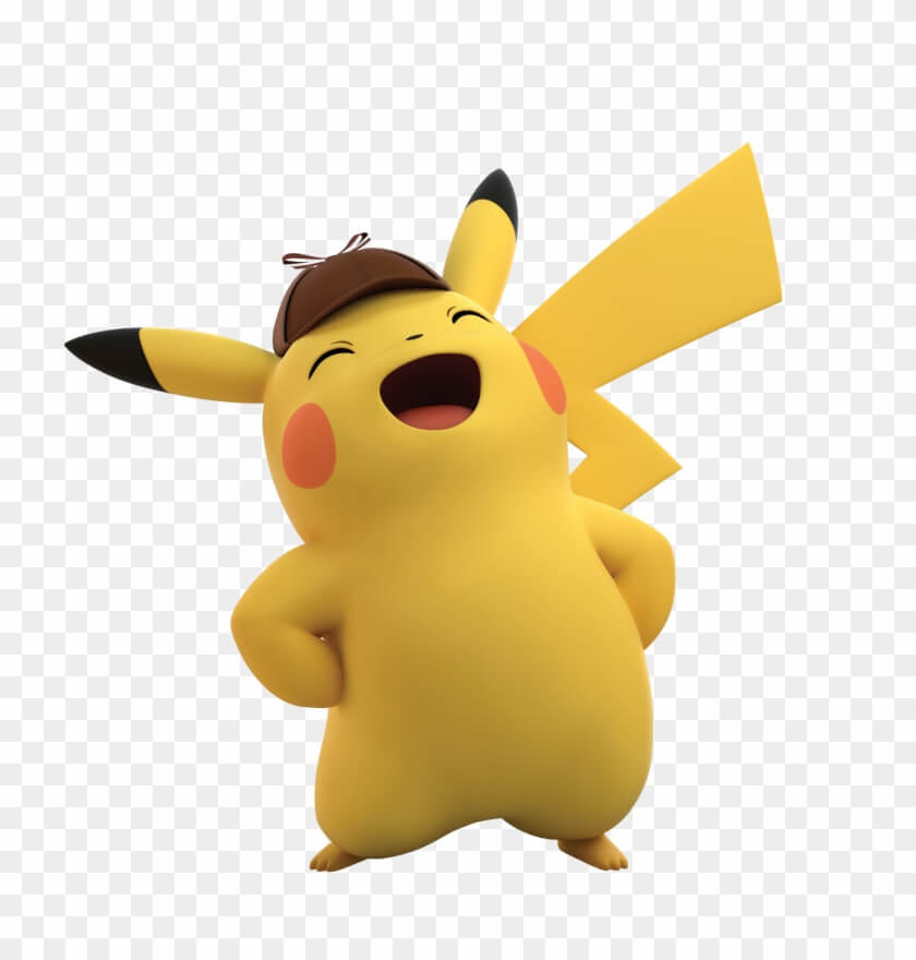 Pikachu Cartoon Png