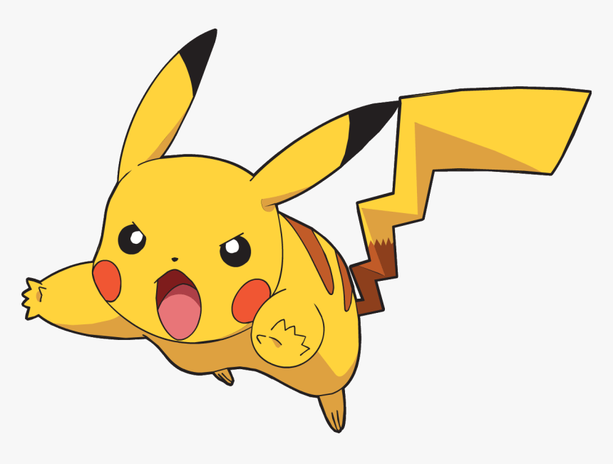 Pikachu Fight Png