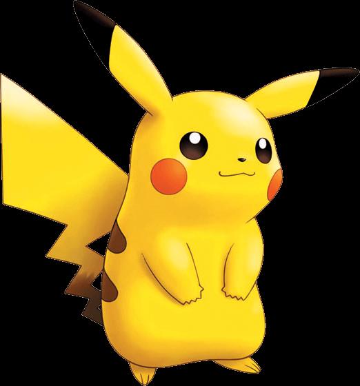 Pikachu Free Graphics Png
