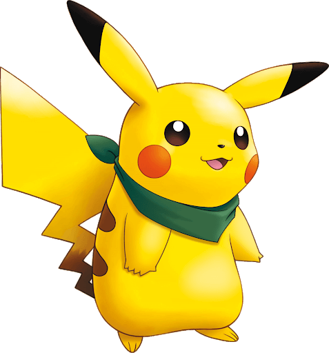 Pikachu Free Pictures Png