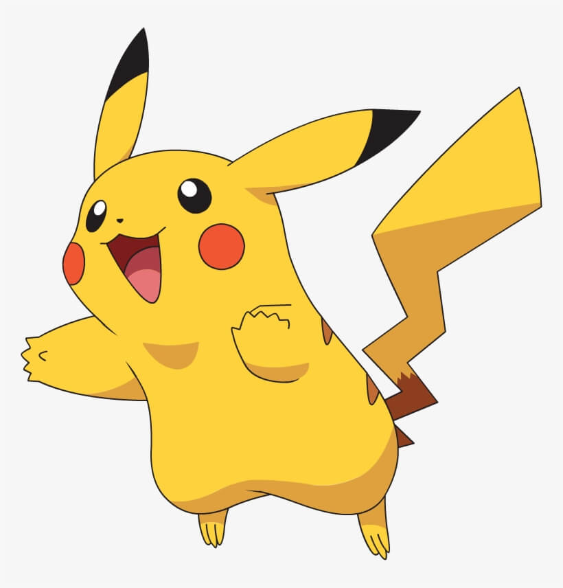 Pikachu Funny Png