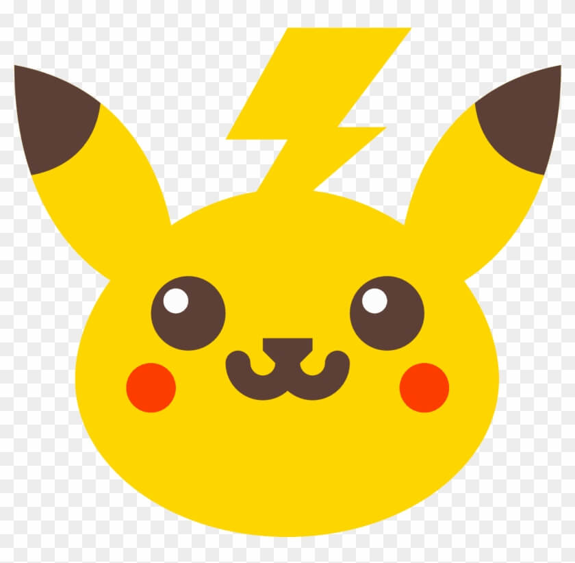 Pikachu Icon Free Images Png