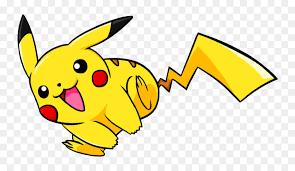 Pikachu Jump Png