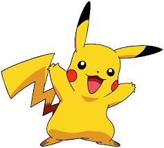 Pikachu Smiling Png