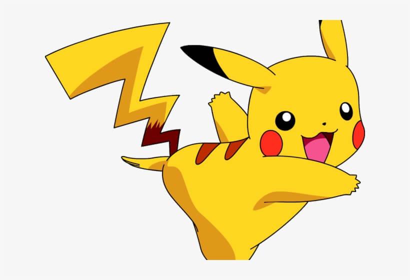 Pikachu Swimming Png