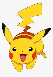 Pikachu With Transparent Png
