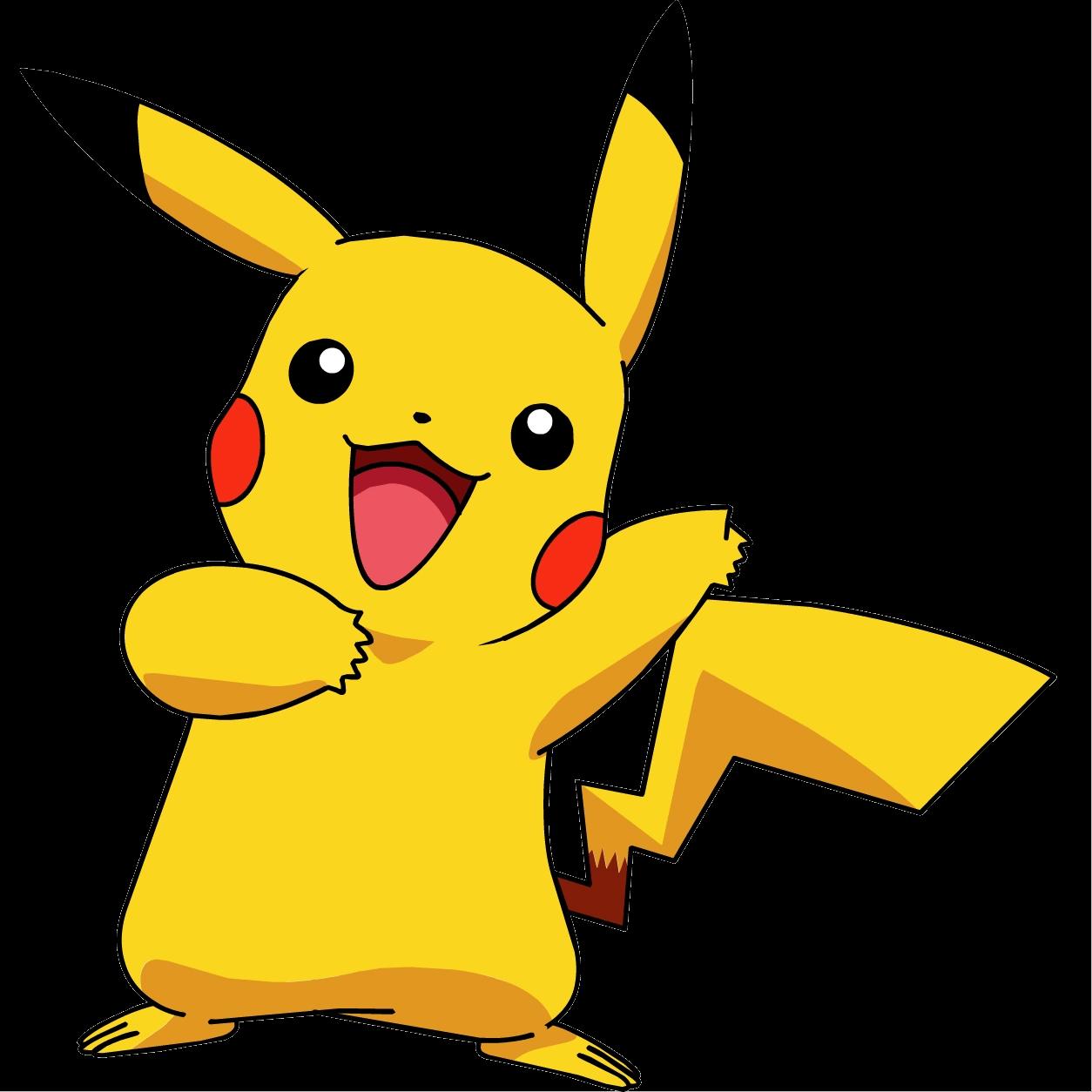 Pokemon Pikachu Png