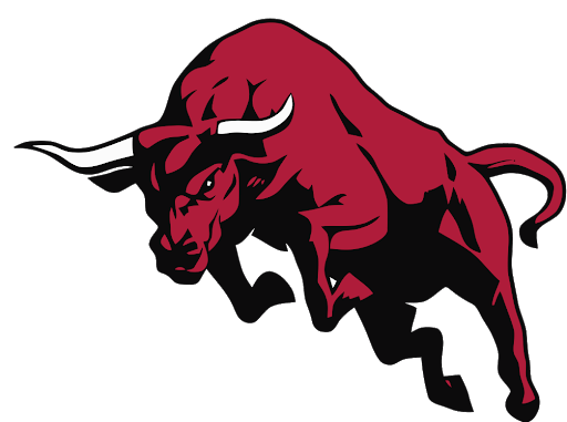 Red Buffalo Animal Free Vector Png