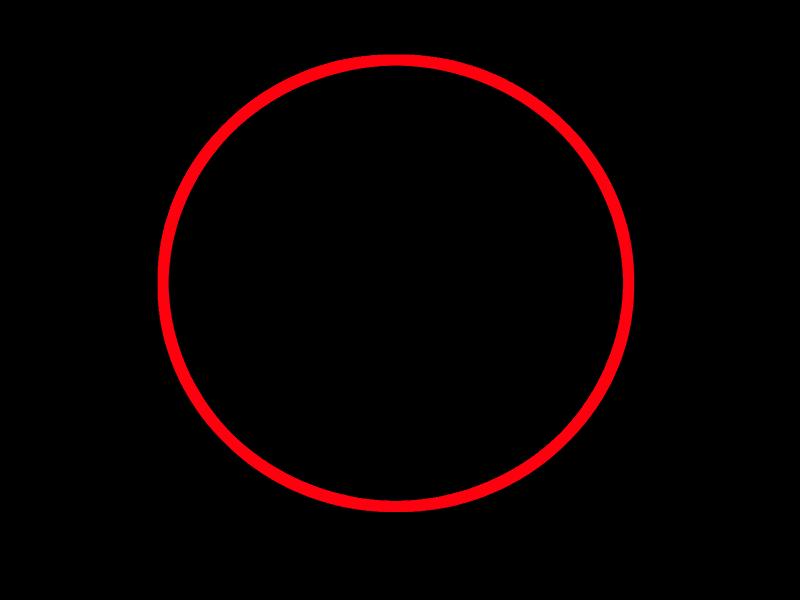 Red Circle Free Download png