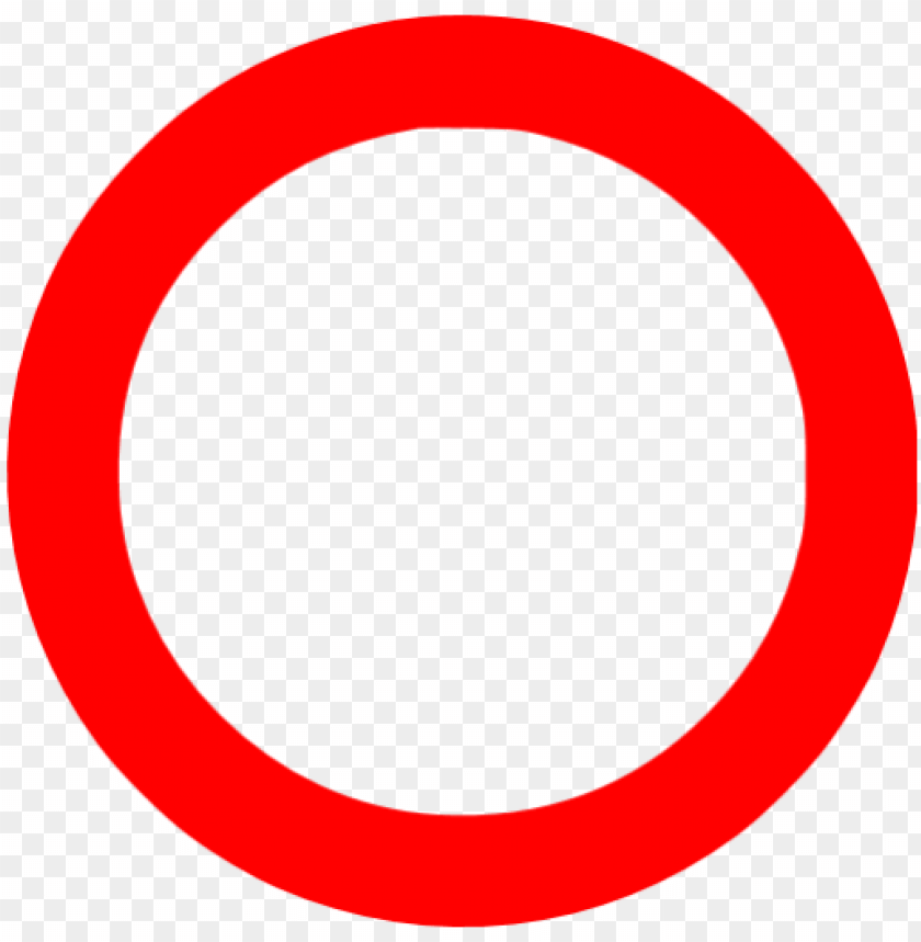 Red Circle Free Idea png