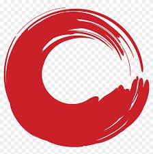 Red Circle Japan png