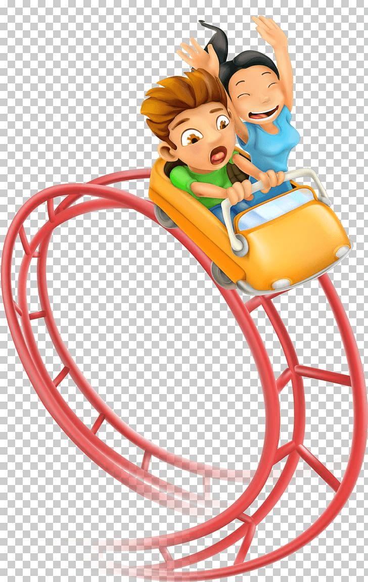 Roller Coaster PNG