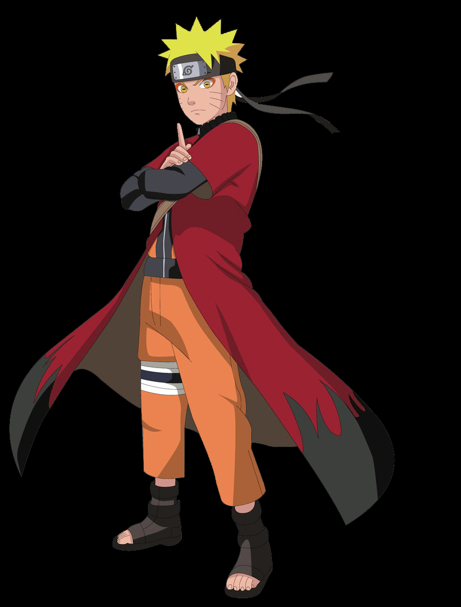 Sage Mode Naruto Cool png