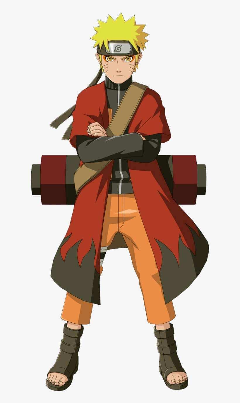 Sage Mode Naruto png
