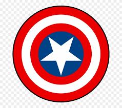 Simbolo Captain America Shield Png