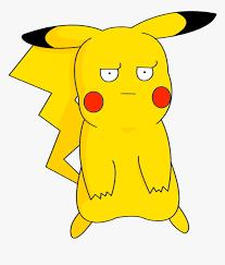 Stupid Pikachu Png