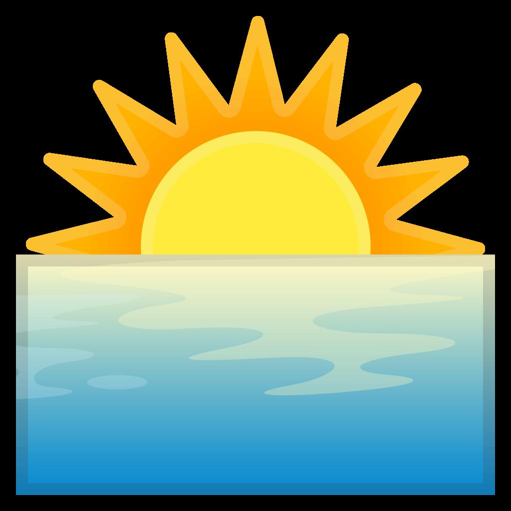 Sunrise Icon Free Idea png