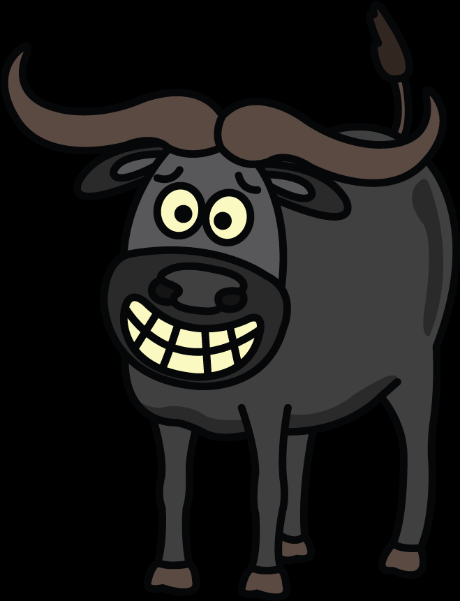 The Buffalo Is Laughing Png