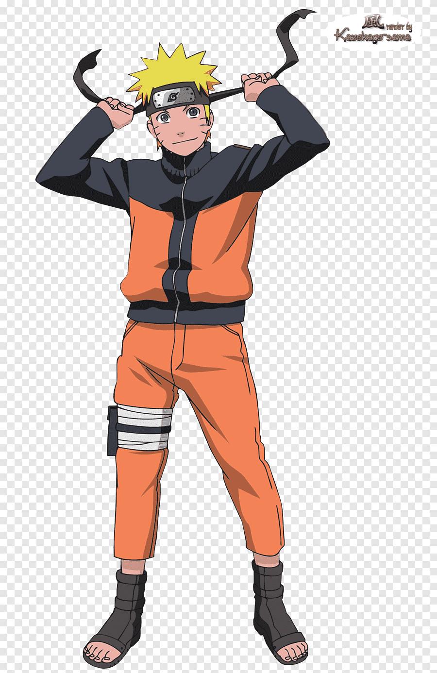 Uzumaki Naruto png