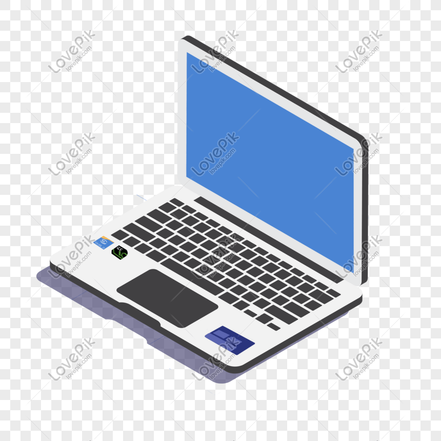 Vector Office Computer Png