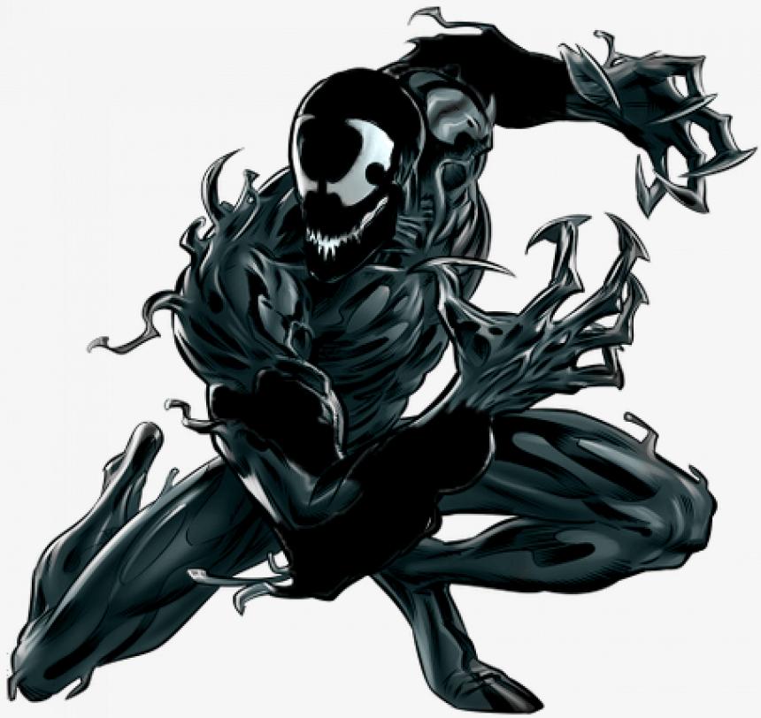 Venom Cartoon png