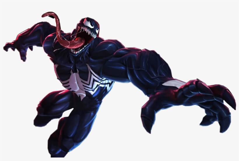 Venom Jump png