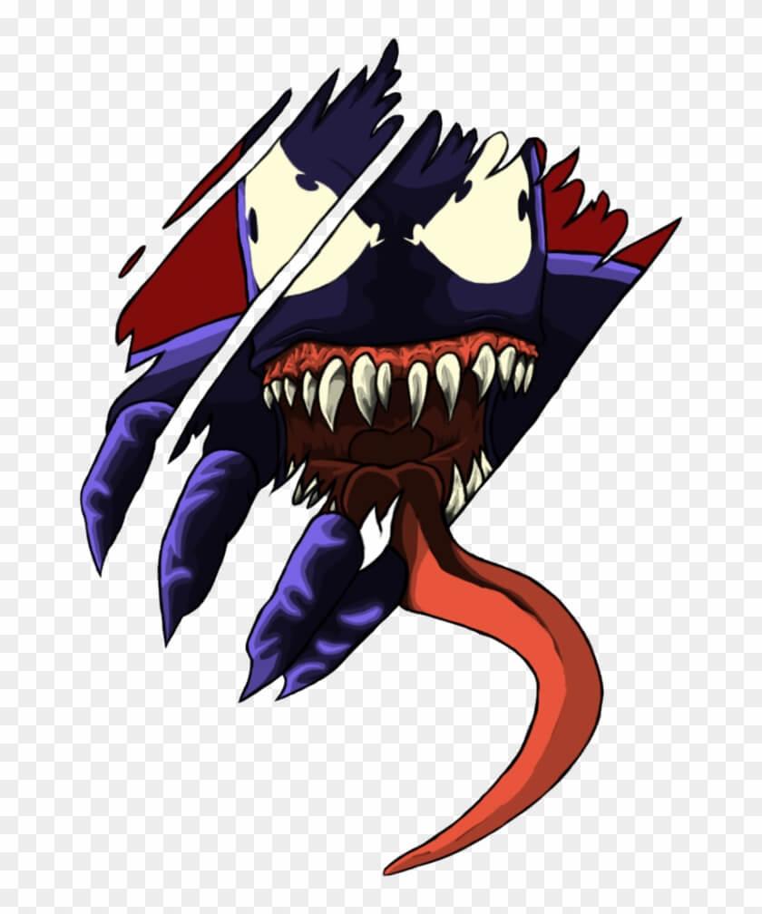 Venom Logo png