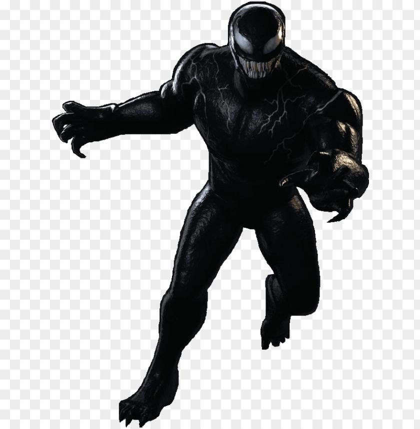Venom Running png