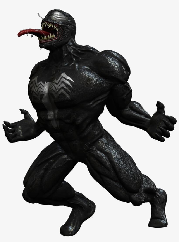 Venom-Spiderman png