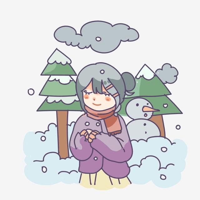 Snowy PNG