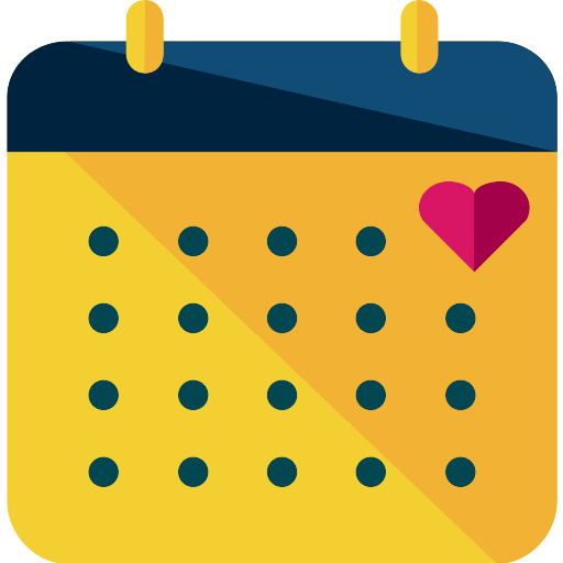 Yellow Calender Free Vector Png